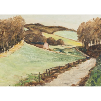 Lot 54 - PAUL LUCIEN MAZE (FRENCH 1887-1979)