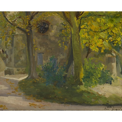 Lot 60 - PAUL LUCIEN MAZE (FRENCH 1887-1979)