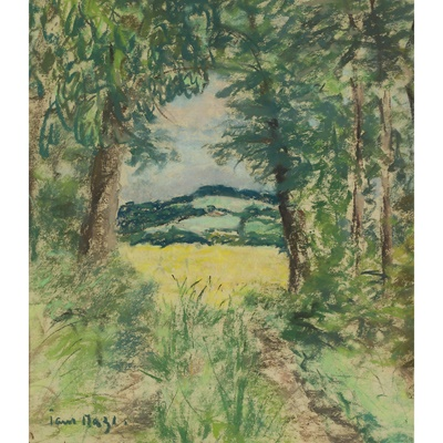 Lot 61 - PAUL LUCIEN MAZE (FRENCH 1887-1979)
