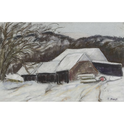 Lot 56 - PAUL LUCIEN MAZE (FRENCH 1887-1979)