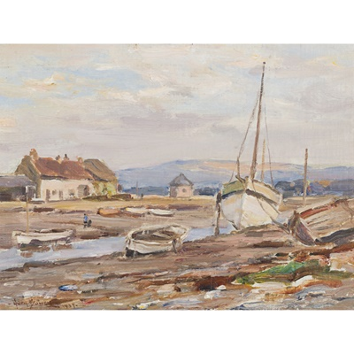 Lot 9 - OWEN BOWEN (BRITISH 1873-1967)