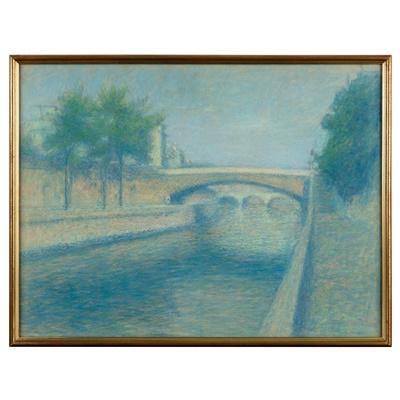 Lot 85 - Achille Laugé (French 1861-1944)
