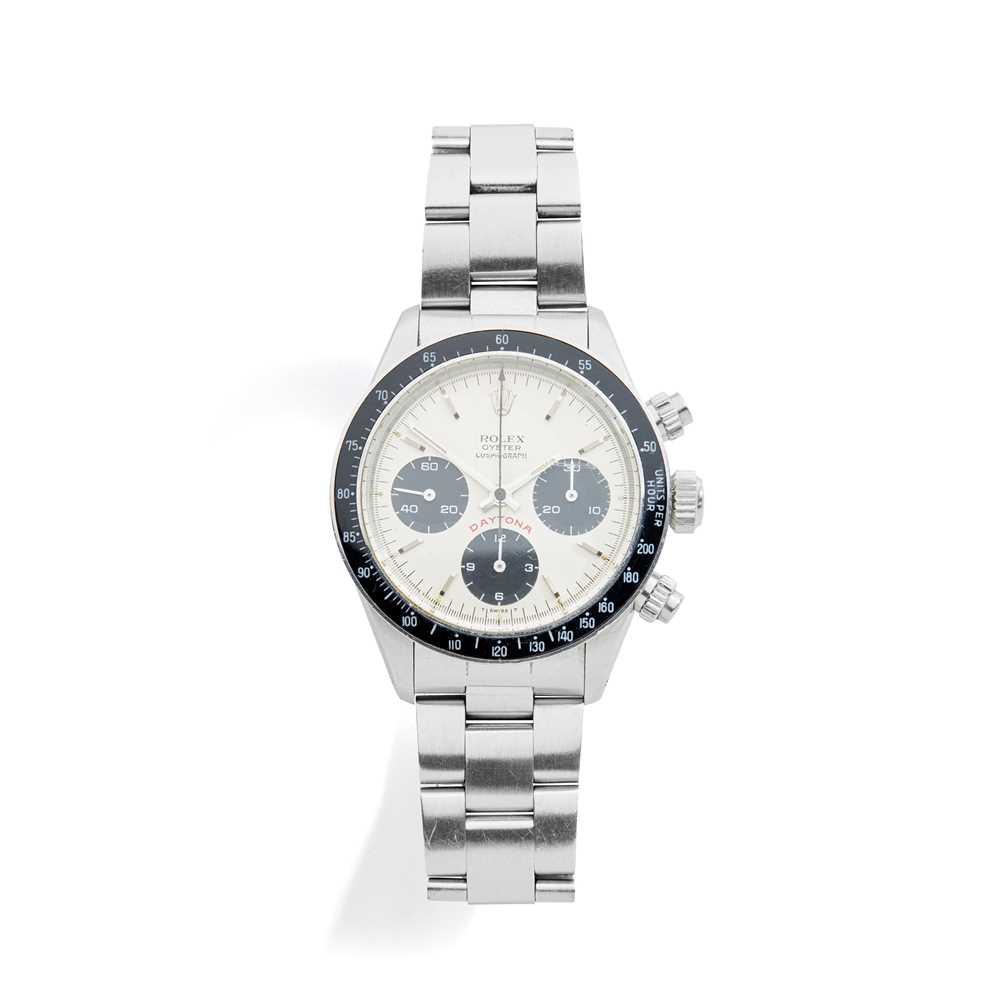 Lot 138 - Rolex: a rare 1970s Daytona wrist watch