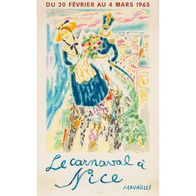 Lot 44 - JEAN JULES-LOUIS CAVAILLES (1901 - 1977)