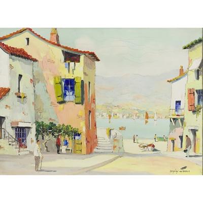 Lot 17 - CECIL R. D'OYLY-JOHN (BRITISH 1906-1993)