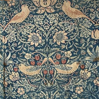 Lot 132 - WILLIAM MORRIS (1834-1896) FOR MORRIS & CO.