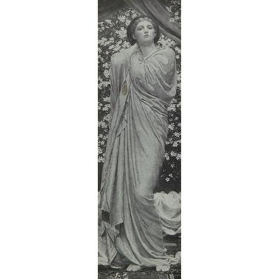 Lot 91 - SIMEON SOLOMON (1840 -1905)