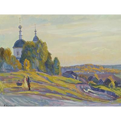 Lot 65 - IGOR SOLDATENKOV (RUSSIAN 1934-2009)