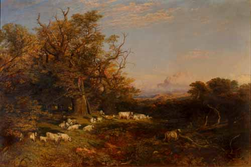 Lot 92 - SAM BOUGH R.S.A (1822-1878)