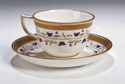 Lot 69 - A Wedgwood part tea set, with cornflower...