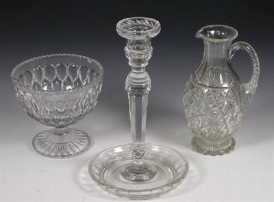 Lot 60 - A quantity of glassware