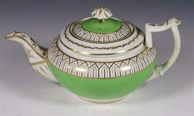Lot 77 - A Derby part tea and coffee service