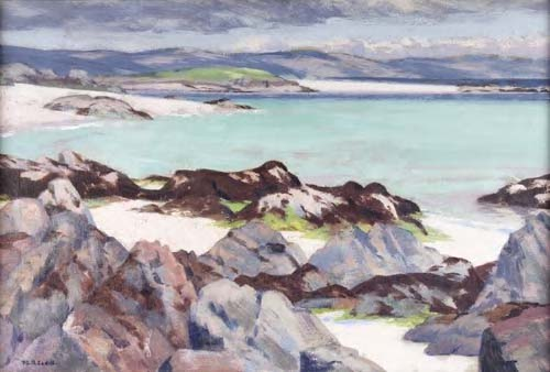 Lot 156 - FRANCIS CAMPBELL BOILEAU CADELL R.S.A, R.S.W. (1883-1937)