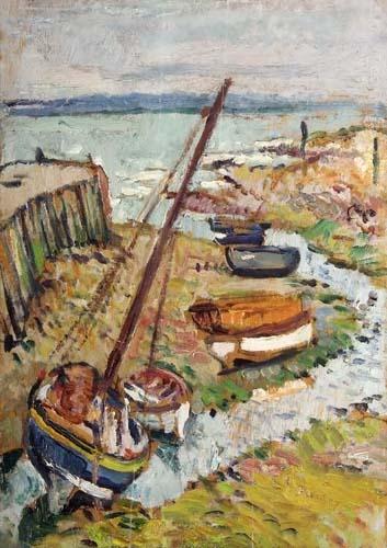 Lot 99 - GEORGE LESLIE HUNTER (1877-1931)