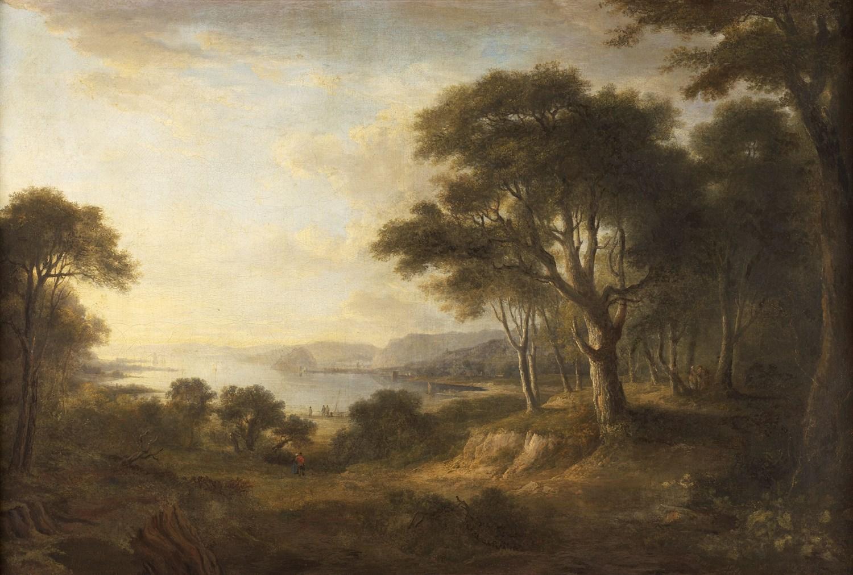 Lot 63 - ALEXANDER NASMYTH (1758-1840)
