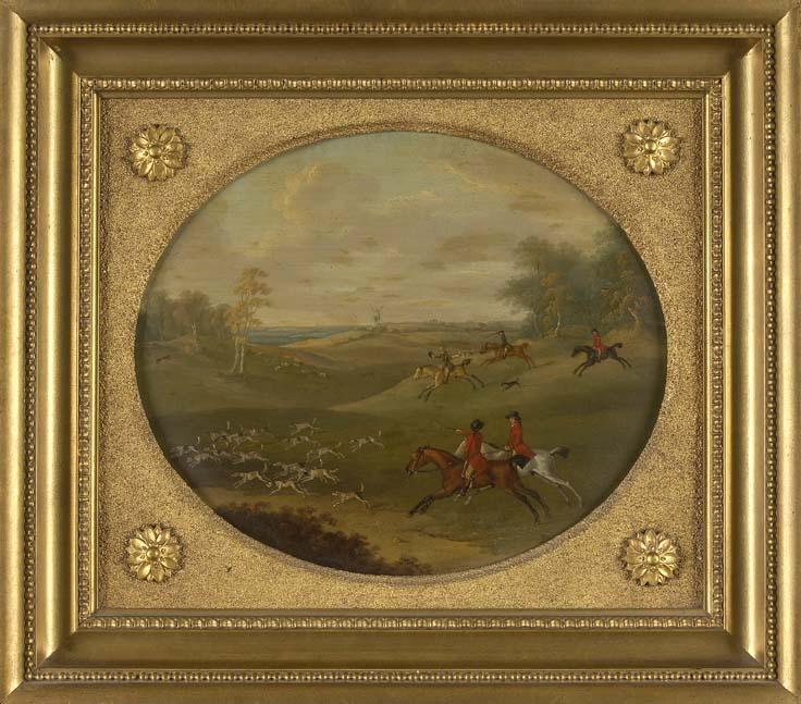 Lot 24-JOHN NOST SARTORIUS (1759-1828)