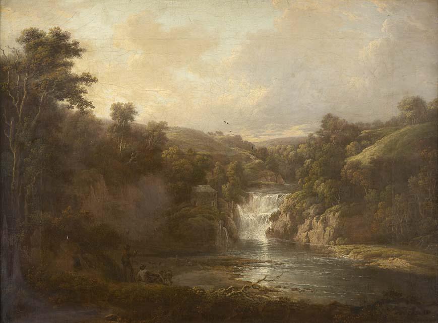 Lot 29 - ALEXANDER NASMYTH (1758-1840)