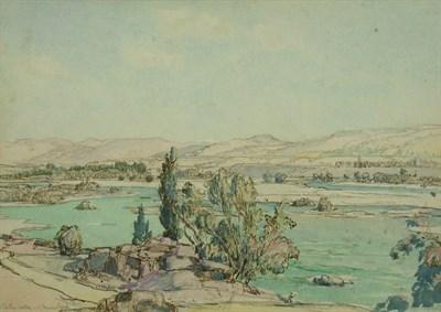 Lot 22 - SAMUEL JOHN LAMORNA BIRCH R.A., R.W.S., R.W.A. (BRITISH, 1869-1955)