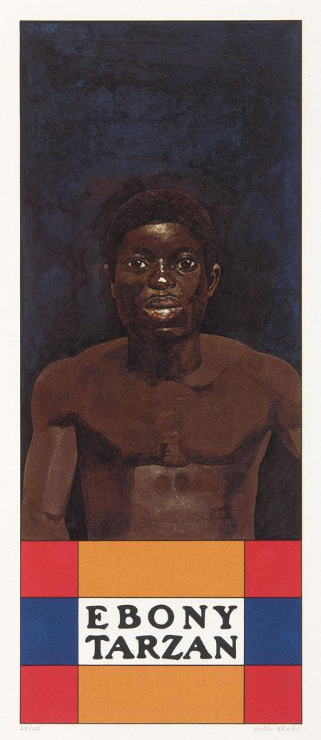 Lot 10 - PETER BLAKE (B. 1932)