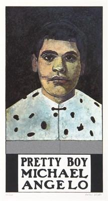 Lot 9 - PETER BLAKE (B. 1932)