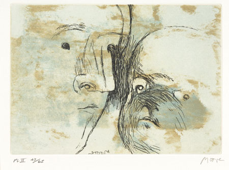 Lot 48 - HENRY MOORE (1898-1986)