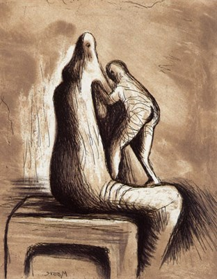 Lot 57 - HENRY MOORE (1898-1986)