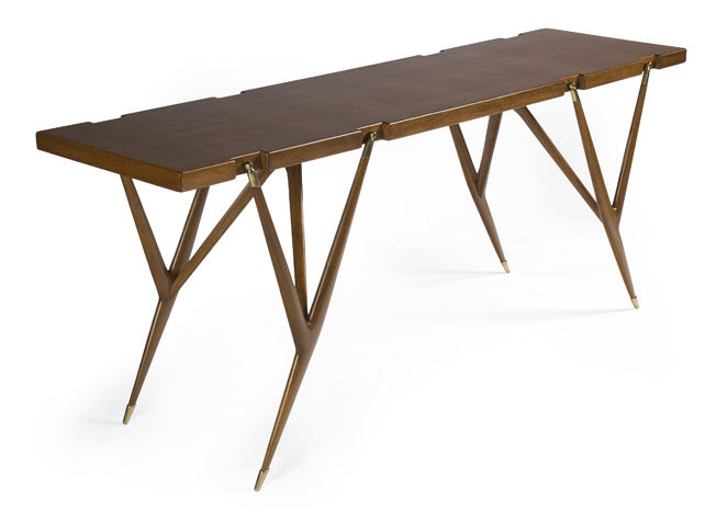 Lot 252-ICO AND LUISA PARISI, ITALY, FOR SINGER FURNITURE COMPANY, NEW YORK, 1952