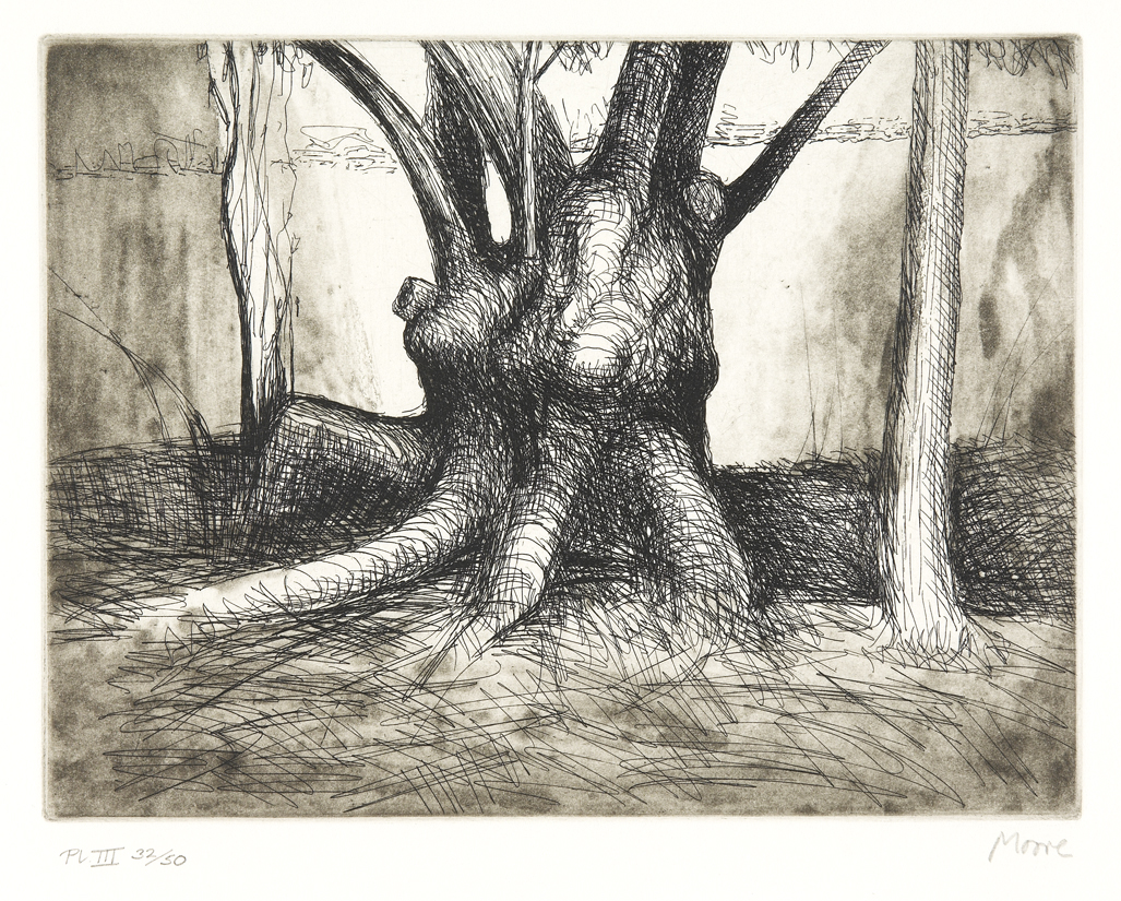 Lot 20 - HENRY MOORE (1898-1986)