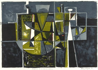 Lot 22 - HENRY CLIFFE (1919-1983)