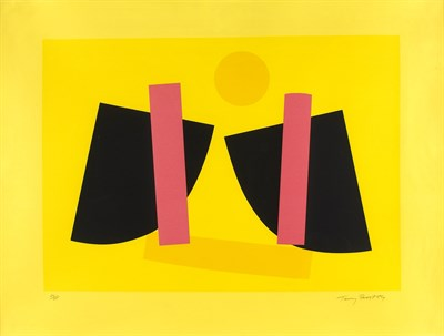 Lot 28 - SIR TERRY FROST (1915-2003)
