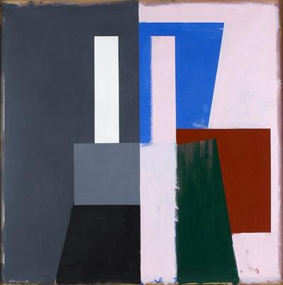 Lot 43 - PAUL HUXLEY (B. 1938)