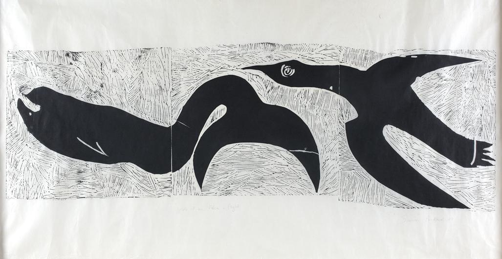 Lot 2 - SIMON PACKARD (B. 1960)