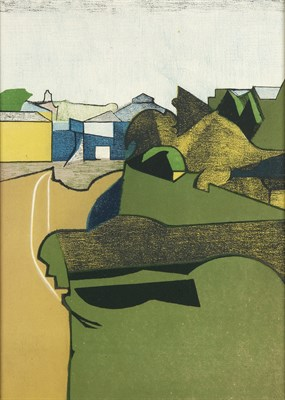 Lot 15 - KENNETH MARTIN (1905-1984)