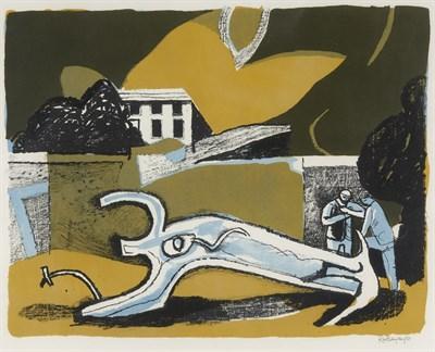 Lot 14 - KEITH VAUGHAN (1912-1977)