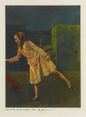 Lot 147 - SIR PETER BLAKE (B. 1932)