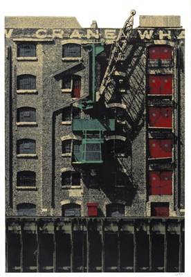 Lot 174 - GERD WINNER (B. 1936)