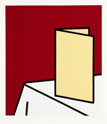 Lot 205 - PATRICK CAULFIELD (1936-2005)
