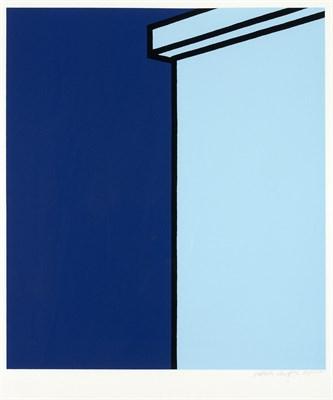 Lot 211 - PATRICK CAULFIELD (1936-2005)