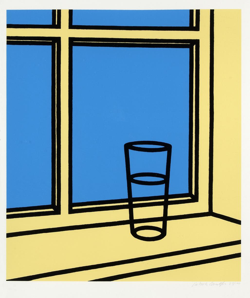 Lot 217 - PATRICK CAULFIELD (1936-2005)