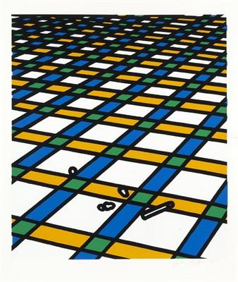 Lot 220 - PATRICK CAULFIELD (1936-2005)