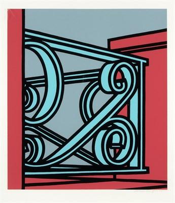 Lot 222 - PATRICK CAULFIELD (1936-2005)