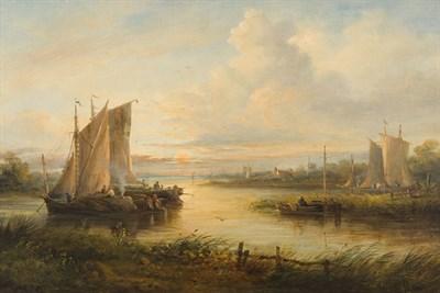 Lot 52 - JOHN MOORE OF IPSWICH (1820-1902)
