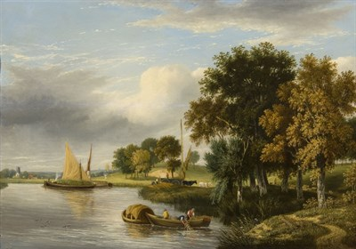 Lot 88 - SAMUEL DAVID COLKETT (1806-1863)