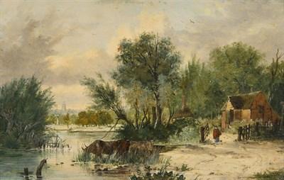 Lot 23 - ALFRED STANNARD (1806-1889)