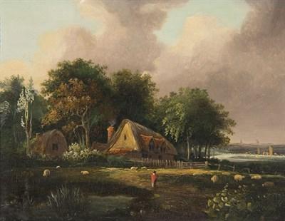 Lot 24 - ALFRED STANNARD (1806-1889)