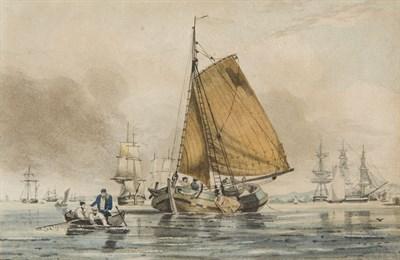 Lot 60 - FOLLOWER OF JOHN CANTILOE JOY (1806-1866)