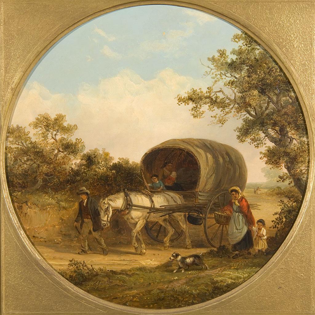 Lot 8 - THOMAS SMYTHE (1825-1906)