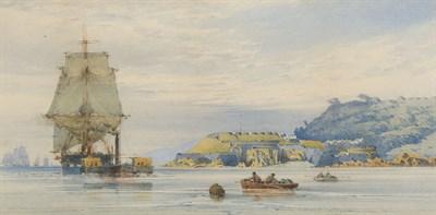 Lot 72 - JOHN CALLOW, A.R.W.S. (1822-1878)