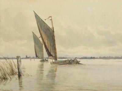 Lot 41 - CHARLES HARMONY HARRISON (1842-1902)