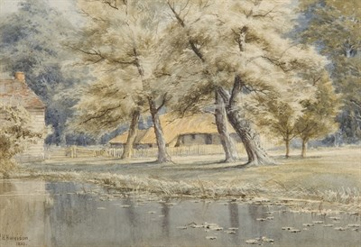 Lot 40 - CHARLES HARMONY HARRISON (1842-1902)